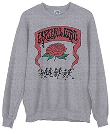 Women's Cotton Grateful Dead Sweatshirt