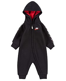 Baby Boys Micro Swoosh Coverall