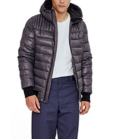 Maddox Men's Bomber Jacket