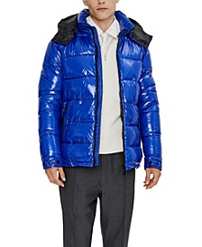 River Men's Puffer Jacket