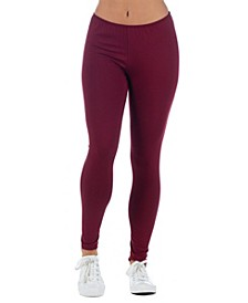 Women's Ankle Length Stretch Leggings