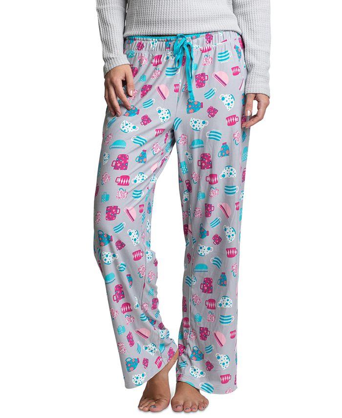 Muk Luks - Printed Pajama Pants