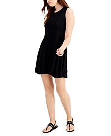 Petite Sleeveless Mini Dress, Created for Macy's