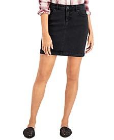 Denim Skirt, Created for Macy's
