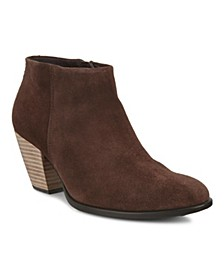 Women's Shape 55 Western Water-Resistant Ankle Booties