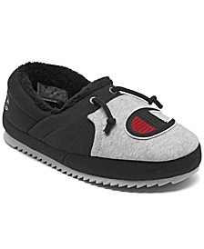 Big Boys University II Colorblock Slippers from Finish Line