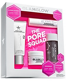 Pore Squad Travel Set of 4