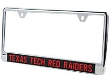 Texas Tech Red Raiders Laser Frame