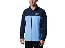 North Carolina Tar Heels Men's Flanker Jacket III Fleece Full Zip Jacket
