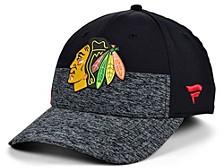 Chicago Blackhawks 2020 Locker Room Flex Cap