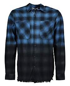 Men's Joakim M Woven Plaid Shirt