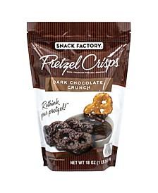 Dark Chocolate Crunch, 18 oz