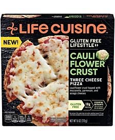 Single-Serve Cauliflower Crust Three Cheese Pizza, 6 oz, 4 Count