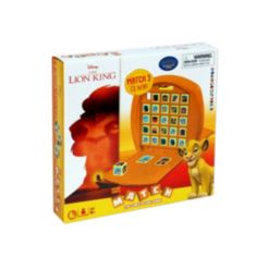 Game of Match - Lion King Card Game