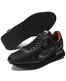 Men's Future Rider Interstellar Casual Sneakers from Finish Line