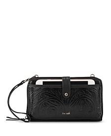 Women's Iris Smartphone Crossbody Wallet