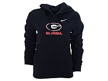 Georgia Bulldogs Women's Club Hooded Sweatshirt