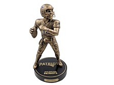 New England Patriots Bronze Figurine  Tom Brady