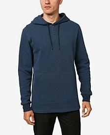 Men's Olympia Pullover Knit Sweatshirt
