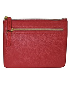 Women's Pik-Me-Up Large ID Coin and Card Case