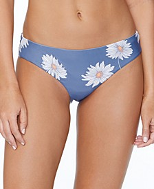 Juniors' Dream Daze Printed Bikini Bottoms