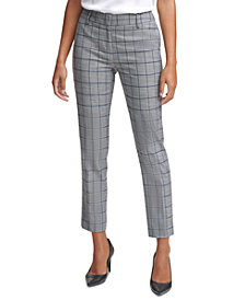 Calvin Klein Slim Ankle Pants