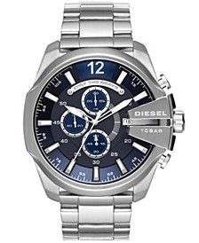 Mega Chief Chronograph Stainless Steel Bracelet Watch 51mm