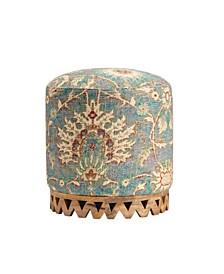 Gracey Round Ottoman