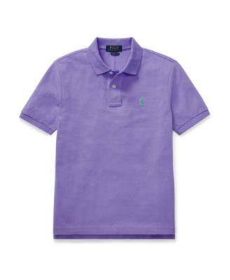 폴로 랄프로렌 보이즈 폴로티 Polo Ralph Lauren Big Boys Mesh Polo Shirt
