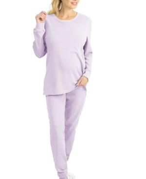 2 Piece Women's Nursing Leisurewear Set