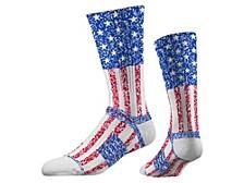 Men's USA Soccer Crew Socks