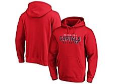 Washington Capitals Men's Empty Netter Hoodie