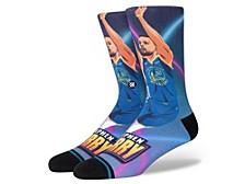 Men's Golden State Warriors Future Star Crew Socks