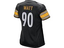 Pittsburgh Steelers Women's Game Jersey - T.J. Watt