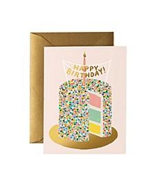 Layer Cake Card