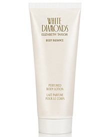White Diamonds Perfumed Body Lotion, 6.8 oz.