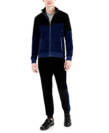 INC Men's All Time Track Suit Separates, Created for Macy's