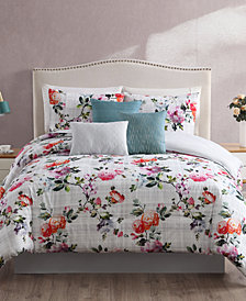Katina Comforter with 5 Bonus Pieces Set, Queen
