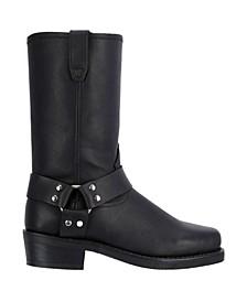 Dean Men's Genuine Leather Harness Boot