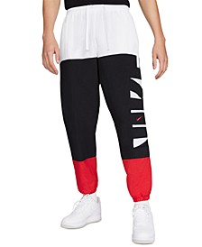 Men's Colorblocked Basketball Pants