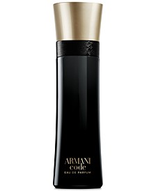 Men's Armani Code Eau de Parfum Fragrance Collection