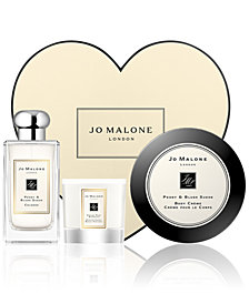 Jo Malone London Peony & Blush Suede Scent Pairing Collection, Created for Macy's