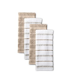 Albany 4-Pc.  Kitchen Towel Set