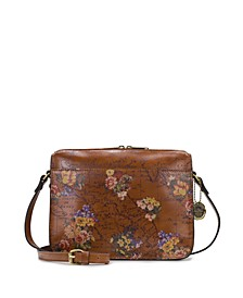 Nazaire Heritage Leather Crossbody