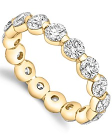 Diamond Eternity Band (3 1/4 ct. t.w.) 14k White or Yellow Gold