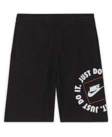 Big Boys Sportswear Just Do It Shorts