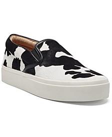 INC Korene Slip-On Sneakers, Created for Macy's