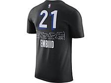 Philadelphia 76ers 2020 City Edition Player T-Shirt - Joel Embiid