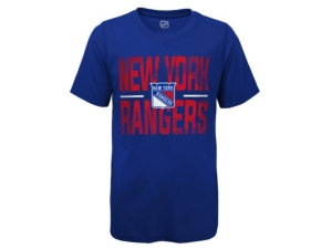 Outerstuff YOUTH NEW YORK RANGERS HUSTLE T-SHIRT