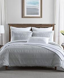 Hampton 3 Piece Full/Queen Comforter Set